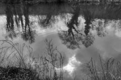 Zrcadlení nebe / Mirroring