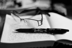 Psaní / Writting