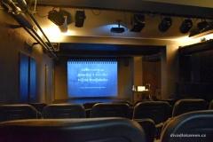 Divadlo Kámen - přednáška o urbanismu