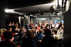 Divadlo Kámen - diskuzní večer