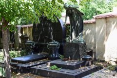 Hrobka Zdeňka Burdy na Olšanských hřbitovech