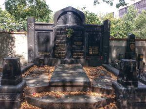 Hrobka Olšanské hřbitovy